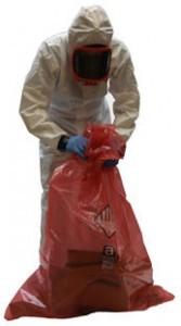 asbestos disposables