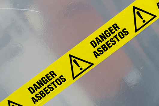 asbestos dnager