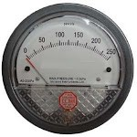Magnahelic Differential pressure Gauge