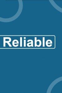 Reliable - Core Values