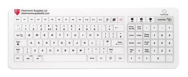 hygienic keyboard