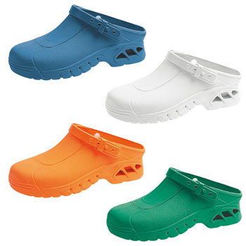 Abeba Autoclavable Clogs for Theatre & General Medical Use