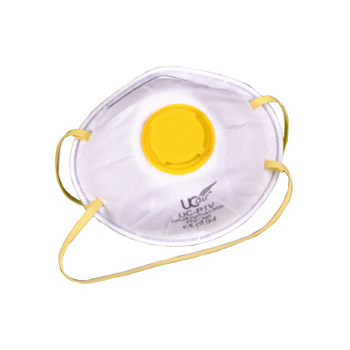 FFP1 Low Efficiency Valved Disposable Dust Masks