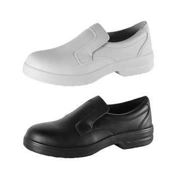 Slip-on Shoes for Cleanroom and General Medical Use