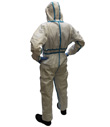 OPTIMUM Type 4 5&6 Cat 3 Disposable Coveralls Next Day