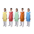 Disposable Plastic Aprons in 7 Colours - 200 per Roll