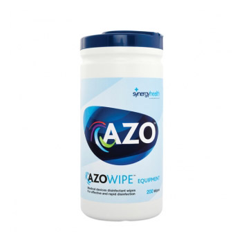 AZO WIPES 70% IPA Alcohol Anti-Bacterial Disinfectant
