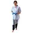 Biodegradable Plastic Aprons in 7 Colours - 200 per Roll