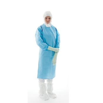 Chemotherapy or Cytotoxic Protective Apron with Sleeves