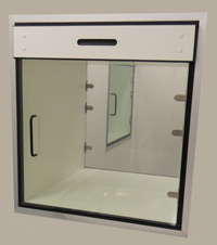 Transfer Hatch for Cleanroom