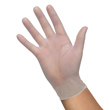 Vinyl Disposable Gloves - Clear - Powder Free. Next Day