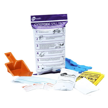 Cytotoxic Spill Pack - Safe Removal of Cytotoxic Drugs