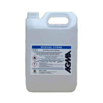 72% Professional Hand Sanitising Gel - 5L Refill Bottle
