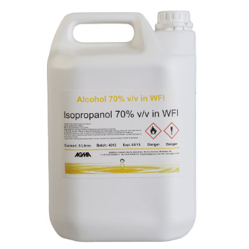 99% Non-Sterile IPA Isopropanol (Isopropyl) Alcohol