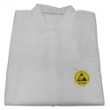 Disposable ESD Lab Coat for Cleanrooms and Laboratories