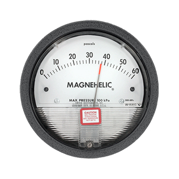 Dwyer Magnehelic Cleanroom Differential Pressure Gauge