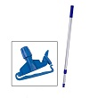 Cleanroom Mop – Autoclavable String Mop Clamp & Handle