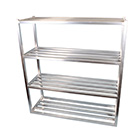 Grade 304 Stainless Steel Rack For Use In Cleanrooms