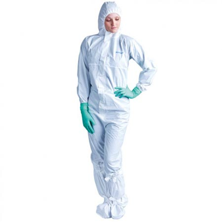 BIOCLEAN-D Sterile 5&6 Disposable Cleanroom Coveralls