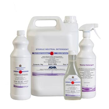 Sterile Neutral Cleanroom Surface Detergent in WFI