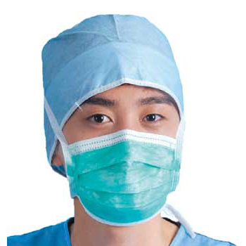 Surgical 3 Ply Disposable Face Mask - Protective Shield