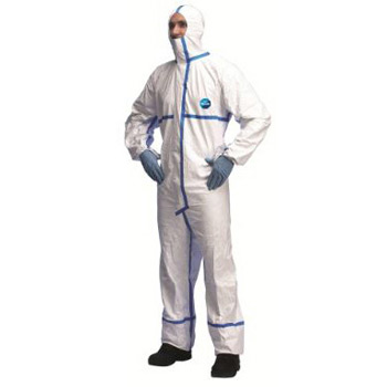 TYVEK Classic Plus Type 4, 5 & 6 Disposable Coveralls