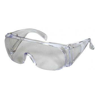 Visitor Safety Glasses - Economic Low Cost Protection