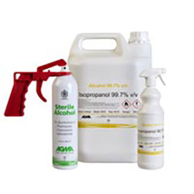 ALCOHOL DISINFECTANTS